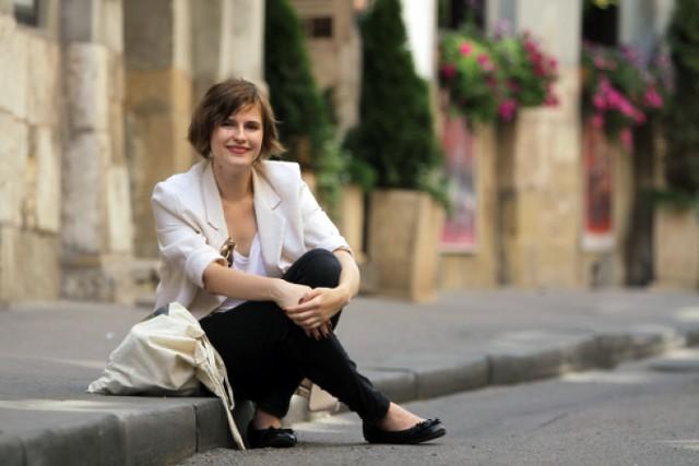 Gabriela Francuz to autorka bloga Street Fashion In Krakow, na ...