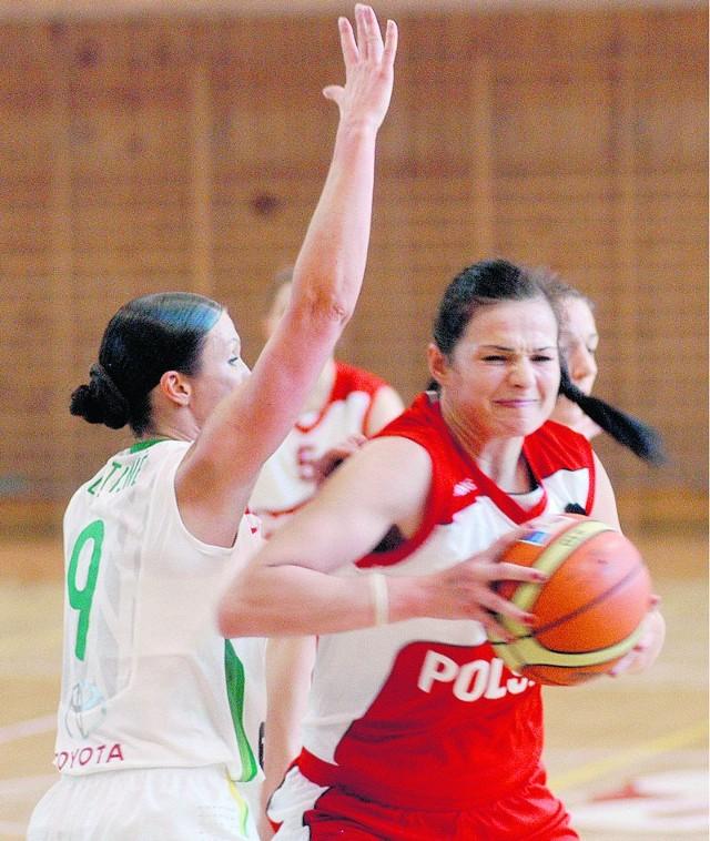 Nasze koszykarki ostatnie mecze kontrolne rozegrały z Litwą