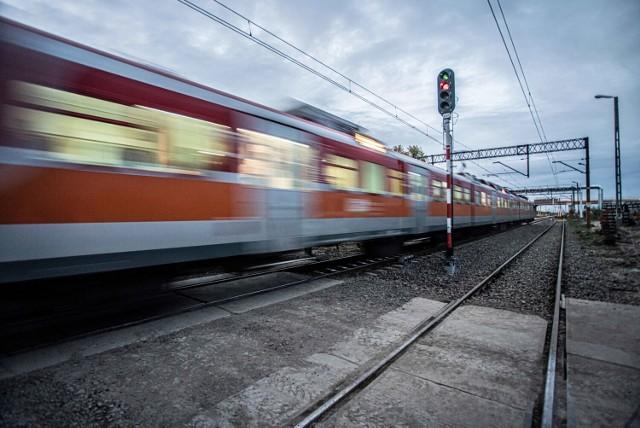 Na linii Łętownia - Rzeszów pociągi będą rozpędzać się do prędkości od 160 do 250 km na godzinę