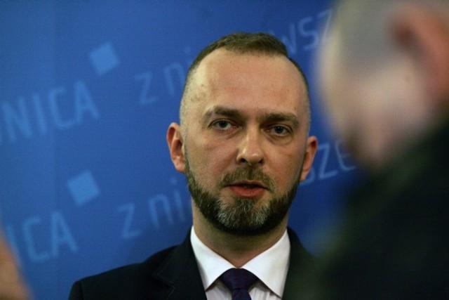 Krzysztof Duszkiewicz nowym zastępcą prezydenta Legnicy
