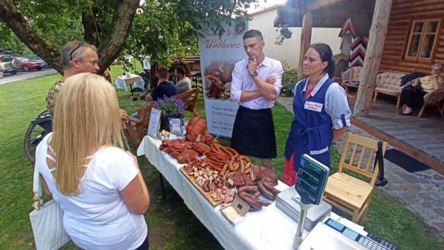 Karczma Kaliska zaprosiła na regionalne spotkanie z żywnością tradycyjną i ekologiczną