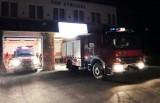 Łabowa. Nocny wypadek motocyklisty na Drodze do Krzyża