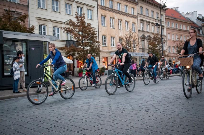 Warszawska Masa Krytyczna znów przejedzie przez miasto. Tym...