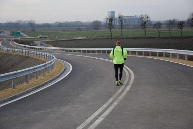 Ostatni odcinek obwodnicy Kluczborka ma niespełna 1,4 kilometra.