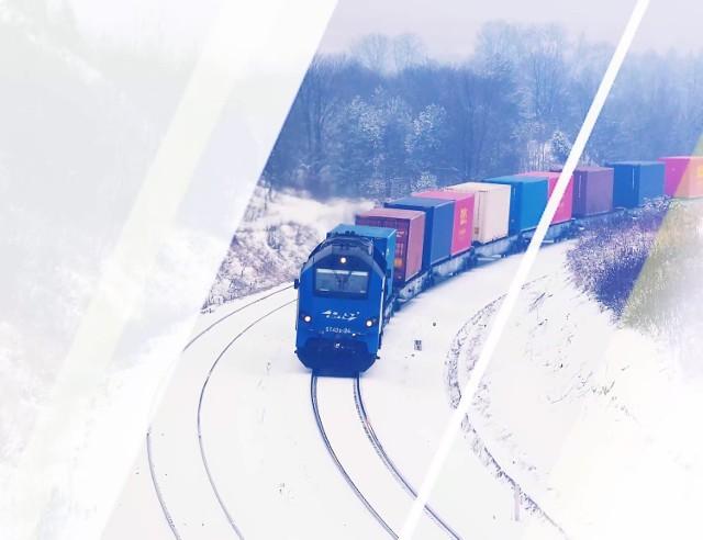 Z Chin do Sławkowa dotarło w 2020 roku 40 pociągów Zobacz kolejne zdjęcia/plansze. Przesuwaj zdjęcia w prawo - naciśnij strzałkę lub przycisk NASTĘPNE