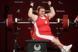 Igrzyska Paraolimpijskie. Marzena Zięba brązową medalistką igrzyska paraolimpijskich w Tokio