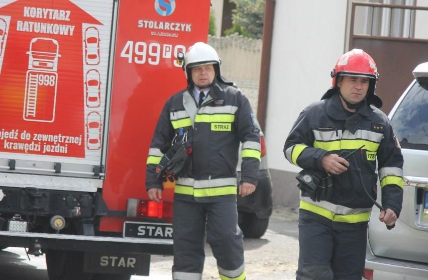 Znaleziono zwłoki mężczyzny w mieszkaniu przy ul. Łacnowej w Zdunach [ZDJĘCIA]