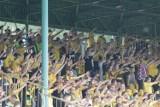 Kibice GieKSy na meczu z Resovią. Fani GKS Katowice przywitali I ligę. Zobaczcie ZDJĘCIA z trybun