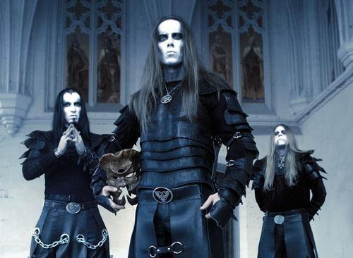 """Grupa Adama """"Nergala"""" Darskiego to dziś jedna z najbardziej znanych deathmetalowych kapel na świecie"""