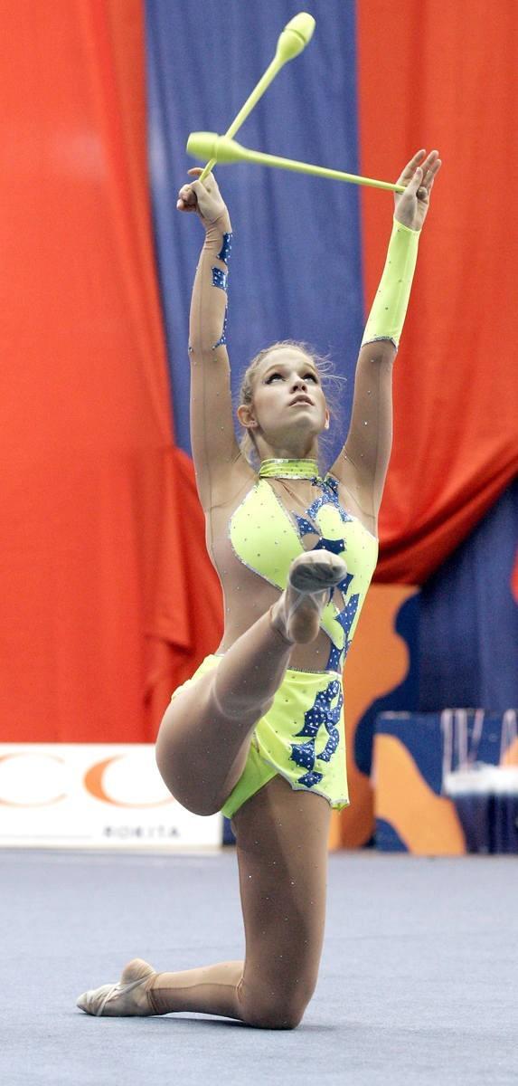 Brzeg Dolny Gimnastyka Artystyczna