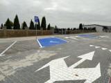 Przy cmentarzu w Bujnach powstał parking na 60 miejsc postojowych ZDJĘCIA