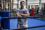 Maciej Miszkiń w Poznaniu. Były pięściarz, komentator Polsatu, na otwartym treningu w FF