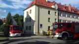 Oświęcim. Przypalony kapuśniak postawił na nogi cztery jednostki straży pożarnej. O włos od tragedii przy ulicy Olszewskiego [ZDJĘCIA]