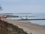 Jak wygląda plaża w Jarosławcu w maju 2020 roku? ZDJĘCIA