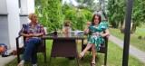 Letni Ogród Poetów w Sieradzu. Spotkanie z poetkami, w tym tygodniu nowe spotkania ZDJĘCIA