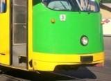 Samochód uderzył w tramwaj na ul. Zamenhofa