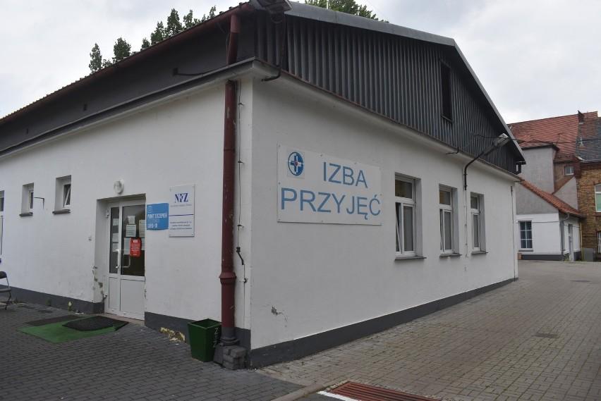 Lekarz wrócił do pracy w szpitalu w Krośnie Odrzańskim, po...