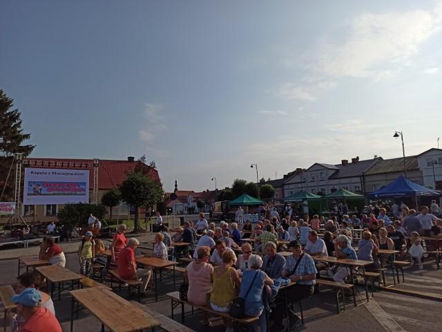 Biesiada Szewska w Kazimierzu Biskupim przyciągnęła sporo mieszkańców