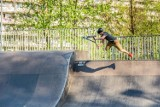 Jastrzębski skatepark wyróżniony. Uchodzi za jeden z najlepszych w Polsce