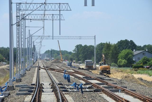 Przebudowa czechowickiego węzła kolejowego