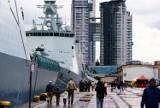 Baltops 2012: Manewry okrętów wciąż trwają. Możliwe zwiedzanie. Zobacz zdjęcia