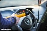 Pijany kierowca za kierownicą daewoo w Gorzowie. W aucie pasażerka poszukiwana przez policję.