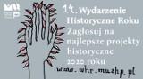 Trwa internetowe głosowanie na wydarzenie historyczne roku 2020