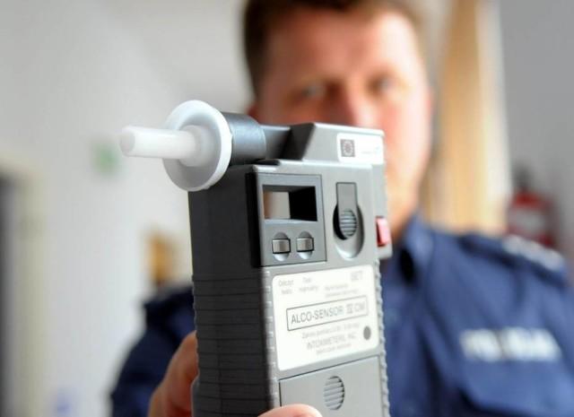Ponad 2 promile alkoholu w wydychanym powietrzu miał 45-letni kierowca z powiatu mikołowskiego