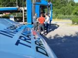 Kierowca ciężarówki przekroczył prędkość i może za to trafić do więzienia