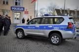 Policjanci z Bytowa dostali noworoczny prezent - toyotę land cruiser. Będzie służyć dzielnicowym (FOTO)