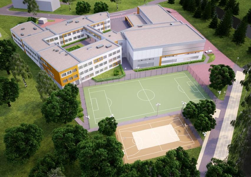 Szkoła w Kowalach będzie bliźniaczo podobna do placówki w...