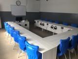 Chełm. Nowoczesna pracownia językowa w ZSEiT czeka na powrót uczniów. Zobacz zdjęcia