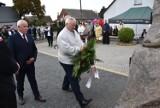 Pamiętają o zamordowanych Polakach. Patriotyczna uroczystość w Zacharzynie.