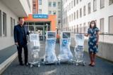 Sosnowiecki Szpital Miejski ma nowe respiratory i kardiomonitory. Kupiło je miasto