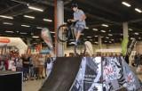 Targi rowerowe Kielce Bike-Expo. Pokazy freestyle na zakończenie imprezy [WIDEO, zdjęcia]