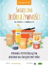 Świąteczna Zbiórka Żywności w Krakowie. Sprawdź listę sklepów