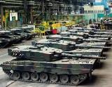 Gliwice: Bumar Łabędy dostanie 35 polskich Leopardów. Do przeglądu