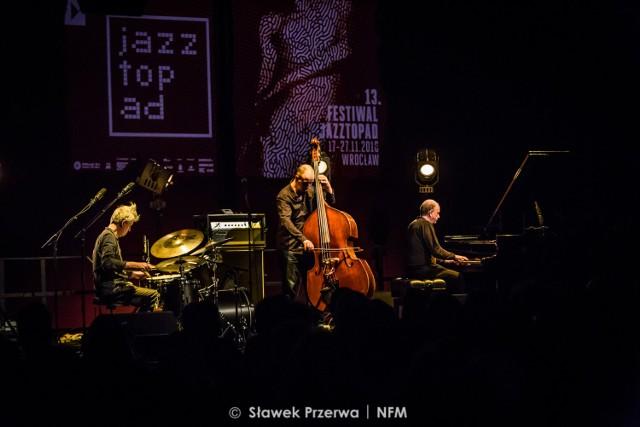 Jazz prosto z Australii na Jazztopadzie