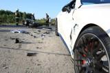 26-letni motocyklista zmarł po wypadku w Dębnicy [FOTO]