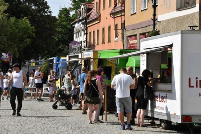 Food Truck Show w Legnicy!, impreza już wystartowała.