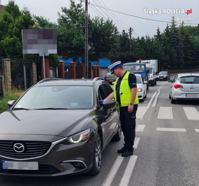 Kolejni nietrzeźwi kierowcy na drogach Bytomia. Policjanci byli czujni