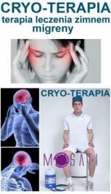 Czy cryo-terapia pomaga w walce z migreną? Jak pozbyć się bólu?