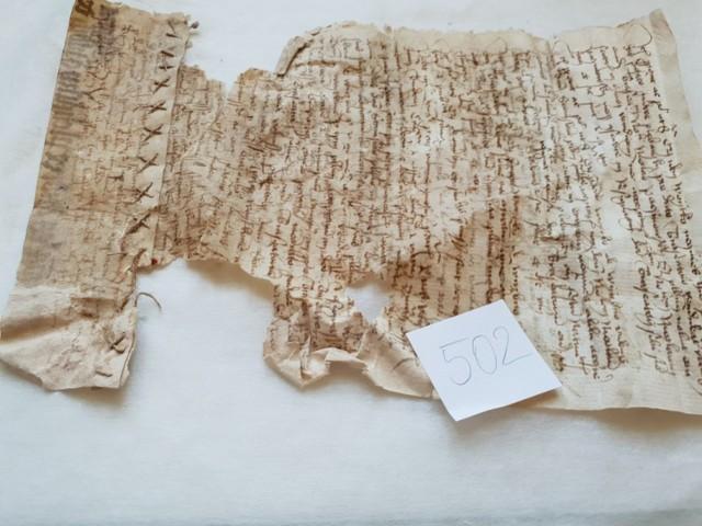 Archiwum Archidiecezjalne Gniezno: zakończył się kolejny etap konserwacji archiwaliów sądowych z XV-XVI wieku