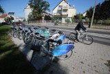 Na rowerze miejskim pojeździmy we Wrocławiu także zimą (SZCZEGÓŁY)