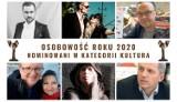 Osobowość Roku 2020. Poznaj nominowanych w kategorii Kultura [GALERIA]