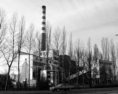 Jedna czwarta wykorzystywanego w Częstochowie ciepła pochodzi z zakładu na Zawodziu.  /  JAKUB MORKOWSKI