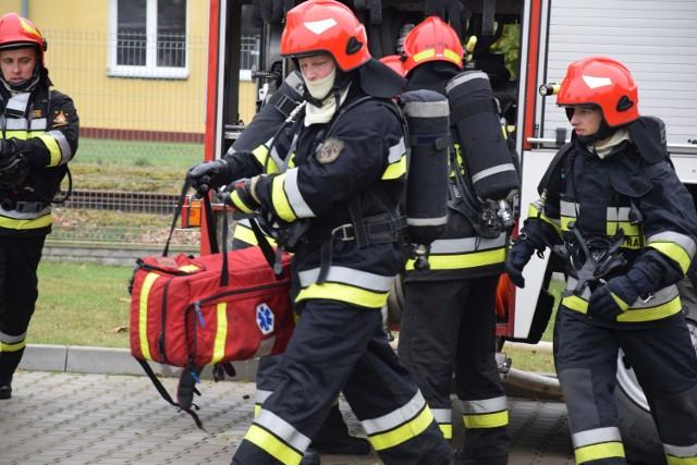 9 lipca w godz. 1-6 strażacy z powiatu świeckiego interweniowali 16 razy
