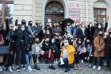 Protest przeciwników zaostrzenia ustawy aborcyjnej w Łowiczu [ZDJĘCIA]