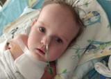 Powiat mogileński. Piotruś ze Słaboszewka ma 1,5 roku i potrzebuje operacji serca. Zostało niewiele czasu!