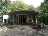 Remontują pawilon w Lasku Wolskim. Otwarcie w listopadzie